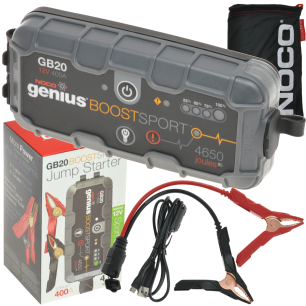 NOCO GB20 JUMP STARTER BOOSTER 12V 400A