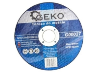 Tarcza do metalu 230x2,0 GEKO